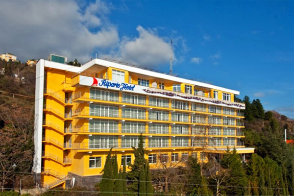 Отель Ripario Hotel Group в Ялте